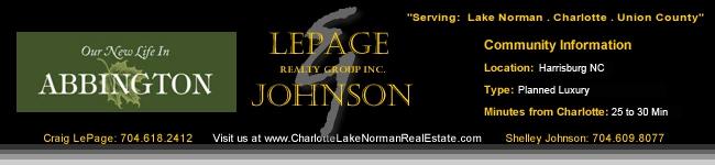 Homes For Sale Abbington Harrisburg Nc