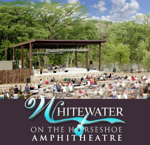White Water Amphitheater on the Horseshoe