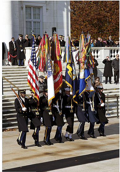 United States Military Honor Guard