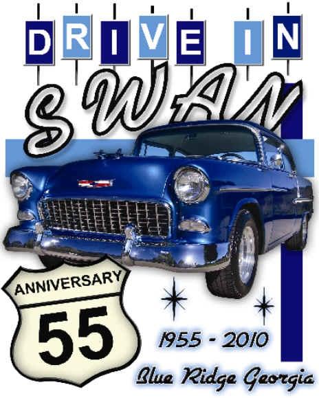 Swan Drive-In Blue Ridge, GA
