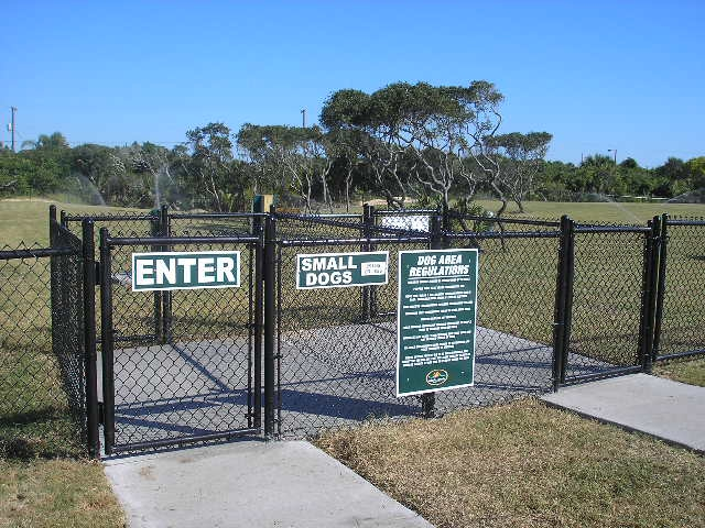 New Dog Park Opens At Bicentennial Park In Ormond By The