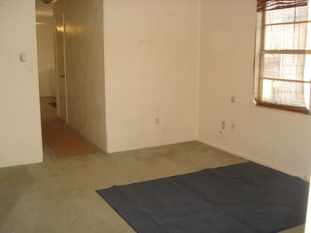 BEDROOM BEFORE STAGING
