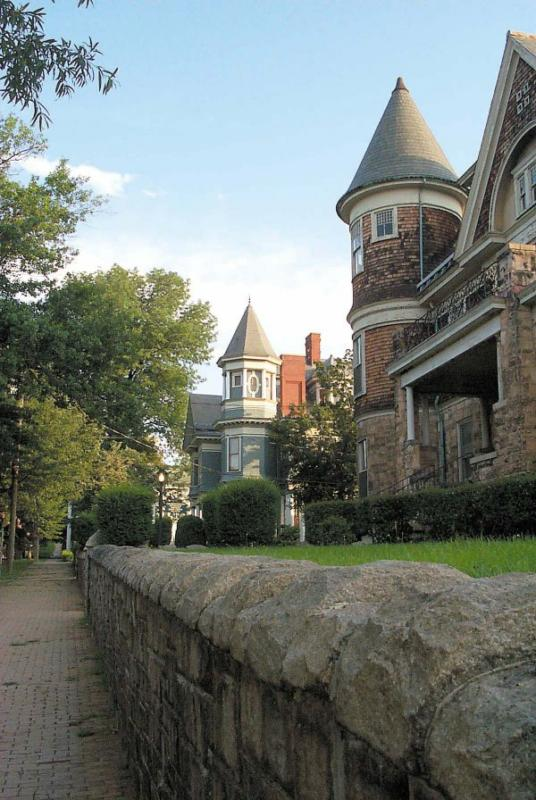 Historic Homes/Walking tours