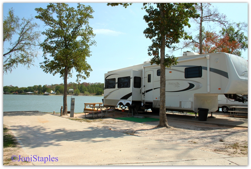 RV sites and Tent sites still available for roundup