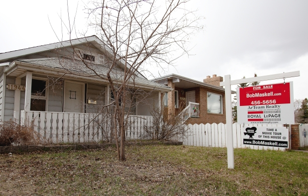 Edmonton, real estate market heats up homes highest price