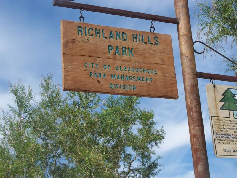 Richland Hills Neighborhood In Northwest Albuquerque
