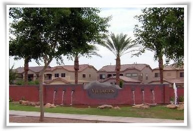 Villages of Eastridge Homes for Sale in Mesa