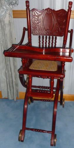 Highchair ..HomeRome 410-530-2400