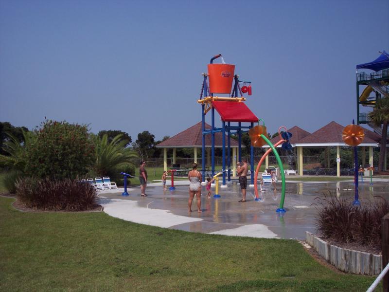 Summer Waves Water Park On Jekyll Island Georgia Opens