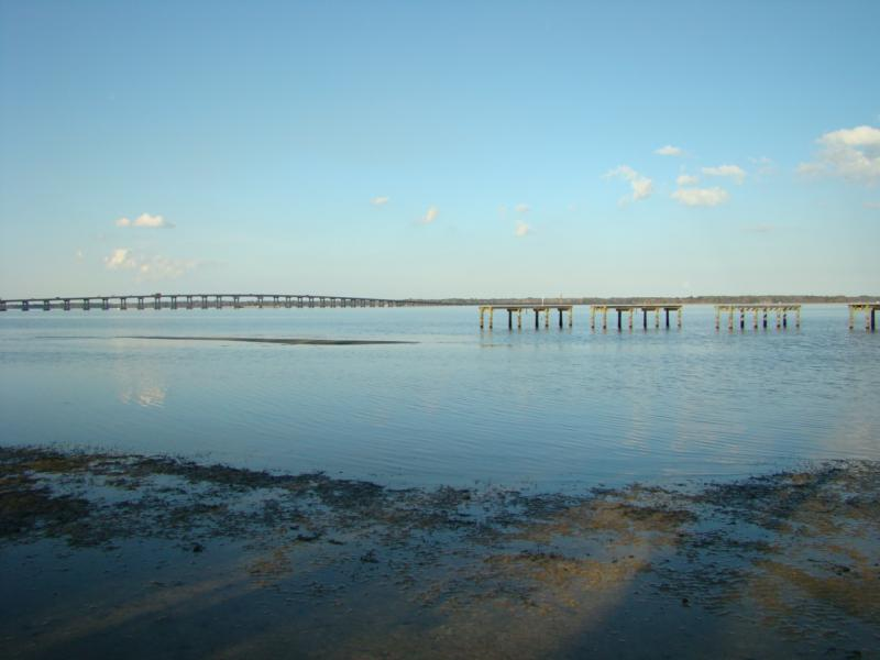 Shands bridge St Johns River