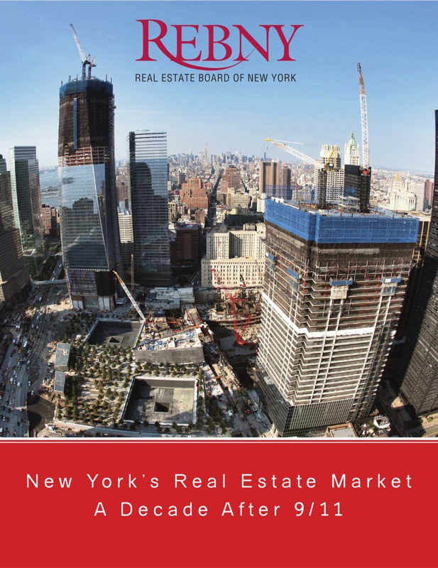 REBNY Study NY Real Estate A Decade after 9/11