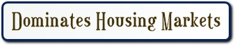 dominates housing markets
