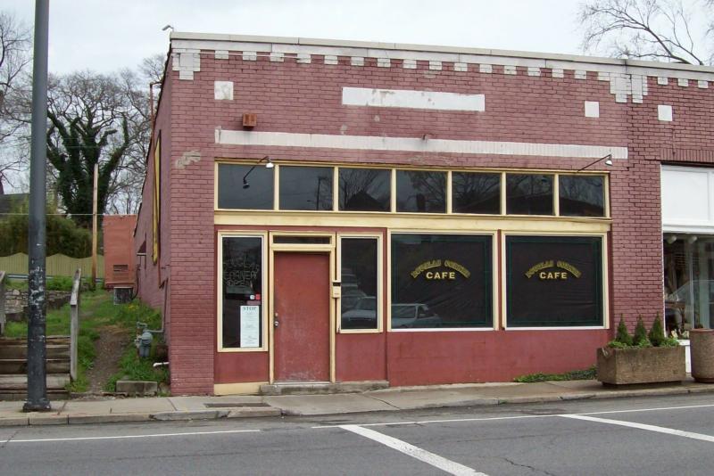 The Douglas Corner Cafe Nashville