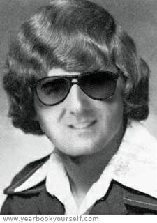 Kevin Ray YearbookYourself 1976