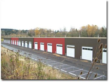 Irongate Storage Condos Bellingham Commercial Real Estate