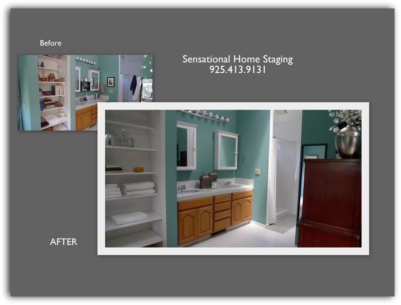 Master Suite AFTER Sensational Home Staging
