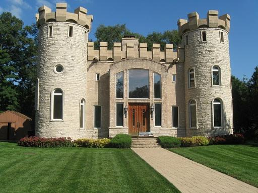 Nice digs lancelot Castle home