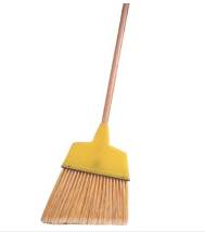 Leaving a property in broom clean condition