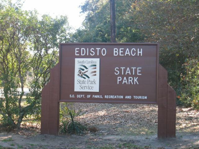 Edisto Beach State Park Nature Trail