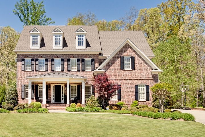 Bentley subdivision in short pump for Homes with large porches