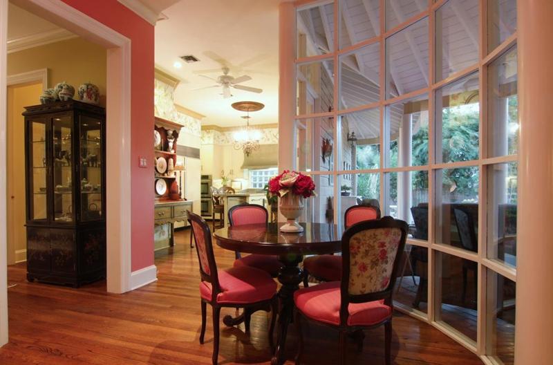 2801 Colquitt, Houston Texas - Breakfast Room