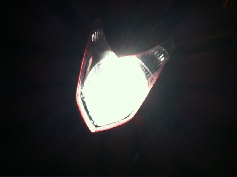 Kymco Agility 125 Headlight