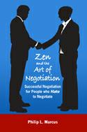 Zen and the Art of Negotiation Cover