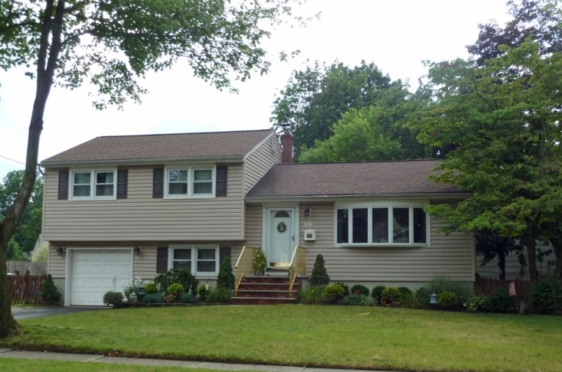 New paramus home for sale listing for Updating a split level home