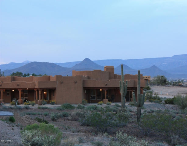 Custom 3 Bed Home in Phoenix with Mountain Views -  Desert Hills Custom Home for Sale