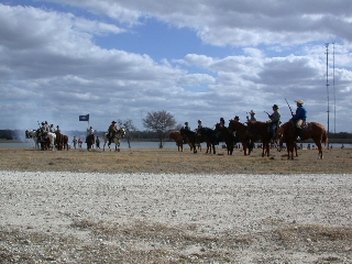 Civil War Reenactment in Madisonville TX | Battle for El