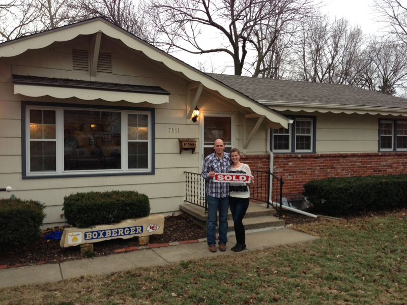 1st Time Home Buyer in Johnson County