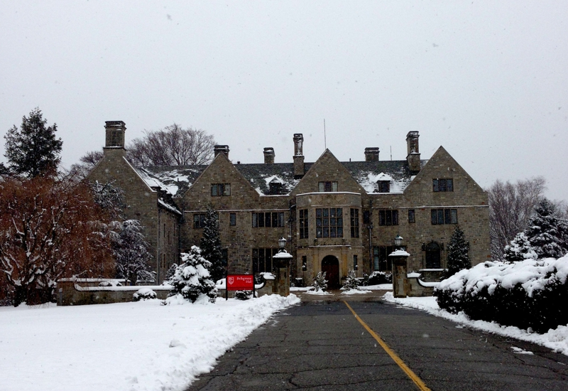 Fairfield CT 06824 Bellarmine Hall at Fairfield University