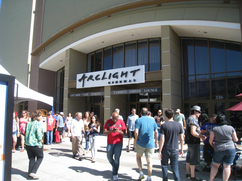 Arclight Cinemas at Paseo Colorado