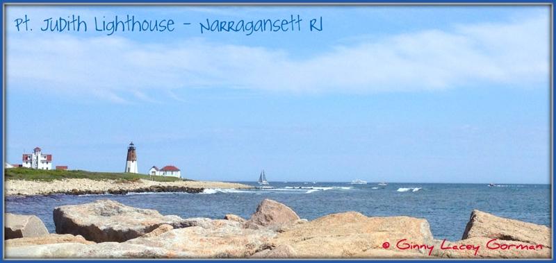 Narragansett RI real estate - Point Judith Lighthouse
