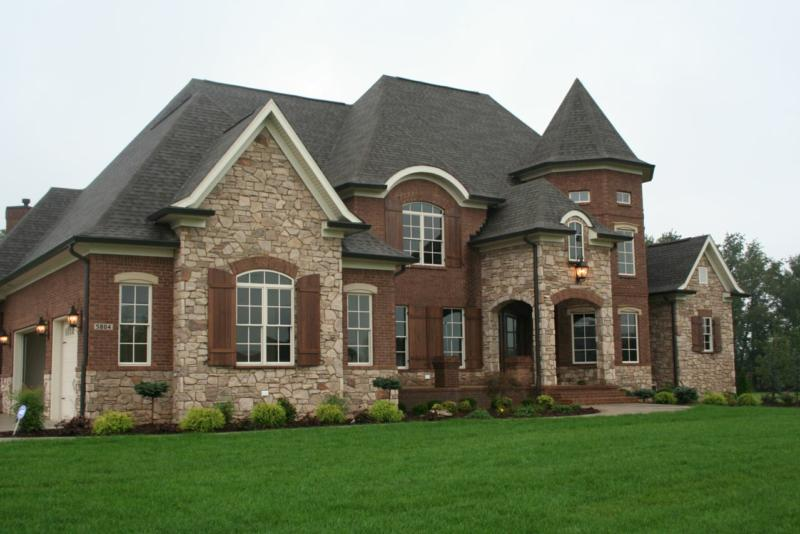 Louisville Custom Home Builder Shares Picture Of Luxury Home