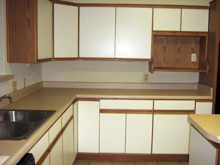 melamine kitchen cabinet doors can these kitchen cabinets be redeemed or is this mission 23169