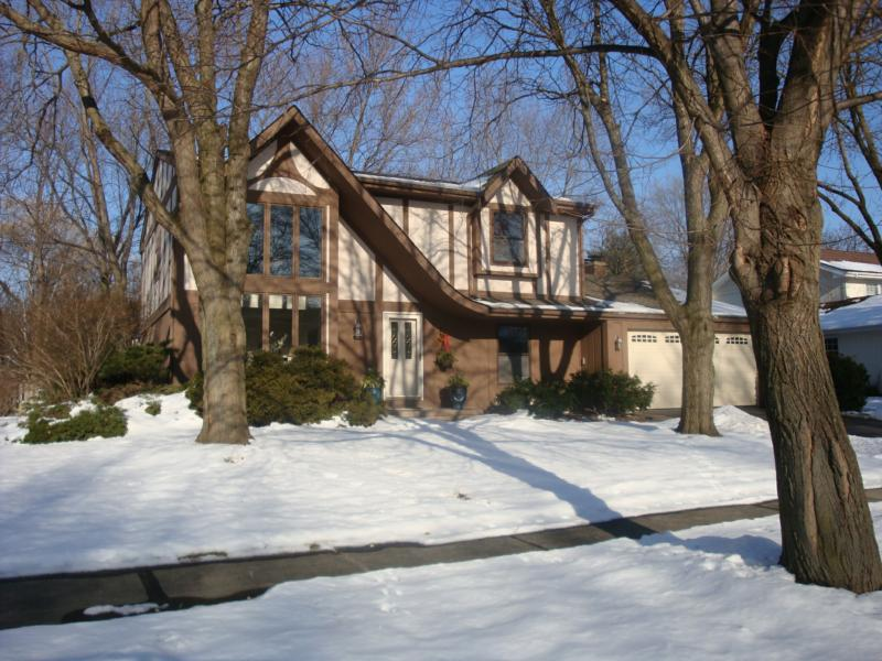 Home in Hobson Village, Naperville