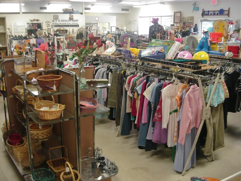 Virginia: Shopping at Thrift Stores in Lorton, VA and Woodbridge, VA