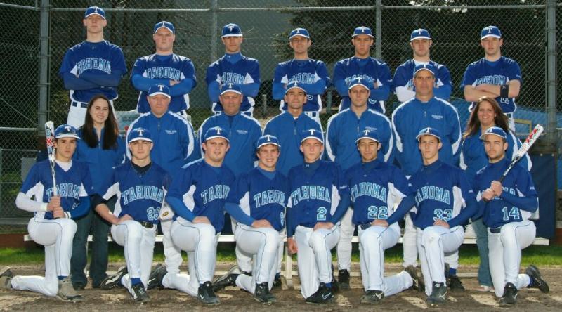 Tahoma High School Baseball