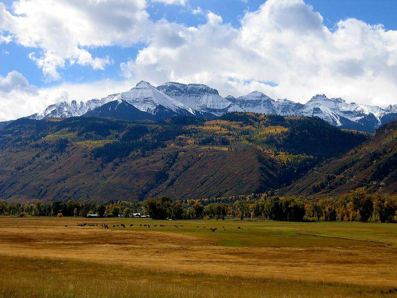Colorado Rocky Mountains: