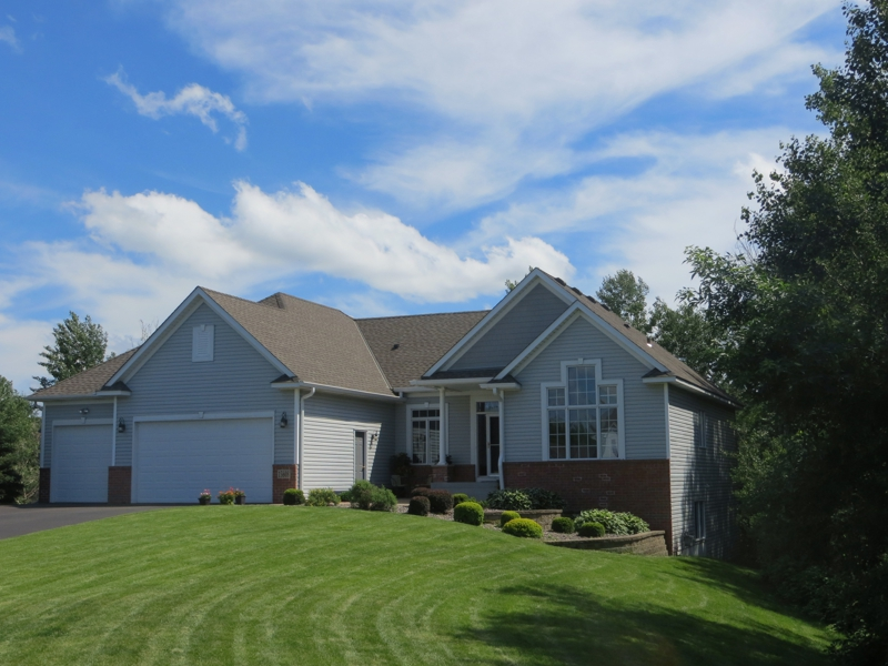 15608 Avocet Street Nw Luxury Rambler Andover Mn Home For