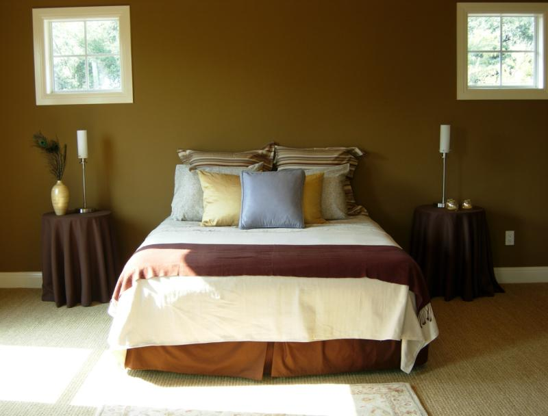 Leslie Olson Interiors   Bedroom Staging. Staging Bedrooms   Creatively   Marin County Staging Photos