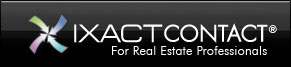 IXACT Contact Logo - real estate contact management made easy