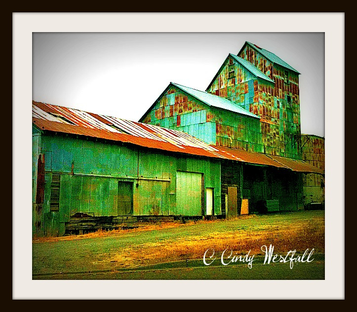 Old Mill, Newberg Oregon