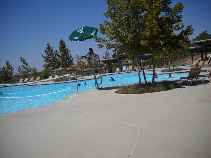 Pool at Cross Creek Ranch