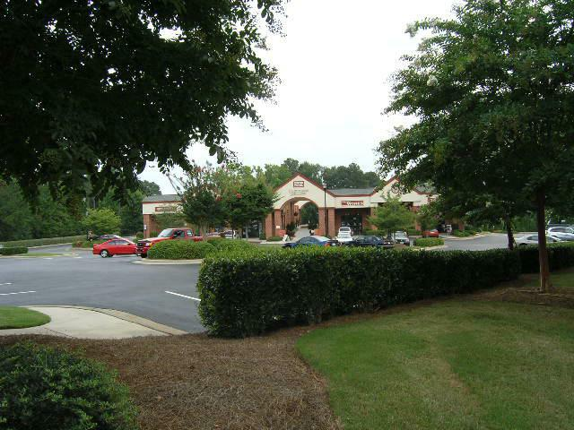 Shopping at Lochmere Subdivision Cary NC
