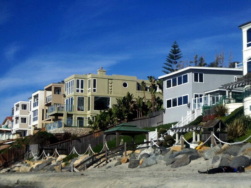 Oceanfront Homes and Condos for Sale in Carlsbad California