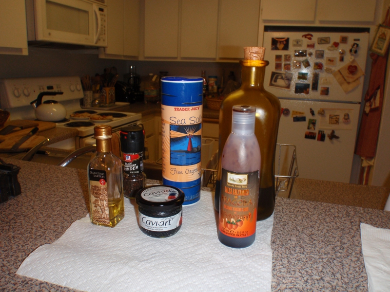 the rest of the ingredients