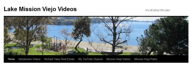 Lake Mission Viejo Videos Website