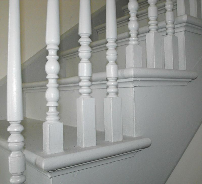Stairs in the Doctor's House